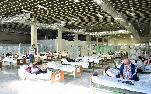 Kyrgyzstan to include pneumonia patients in COVID statistics