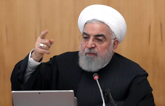 Rouhani urges massive efforts to break chain of COVID-19 spread