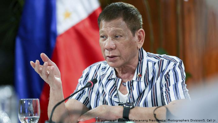 Philippines' Duterte wary of total economic reopening as COVID cases rise