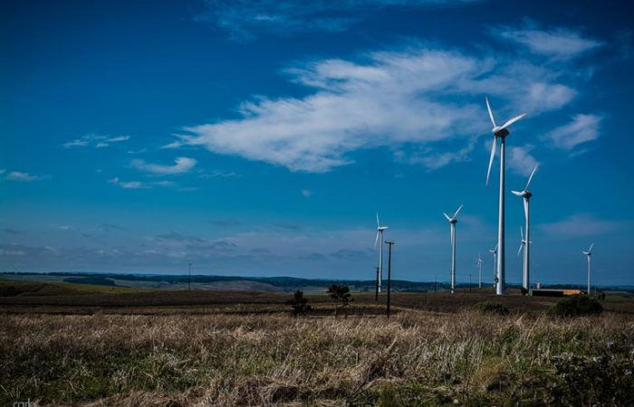 Brazil accelerates wind energy generation by 77.1%