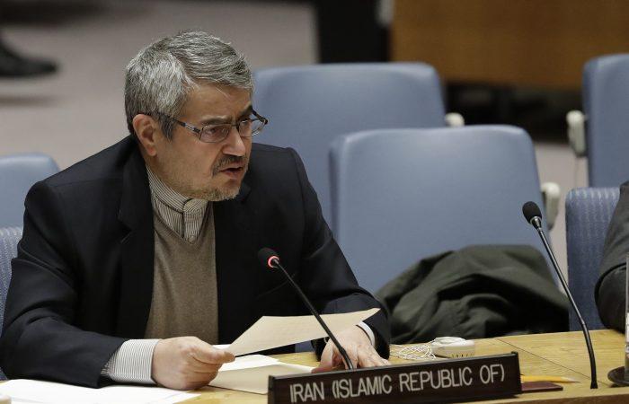 Iran urges lifting of sanctions amid COVID-19 epidemic