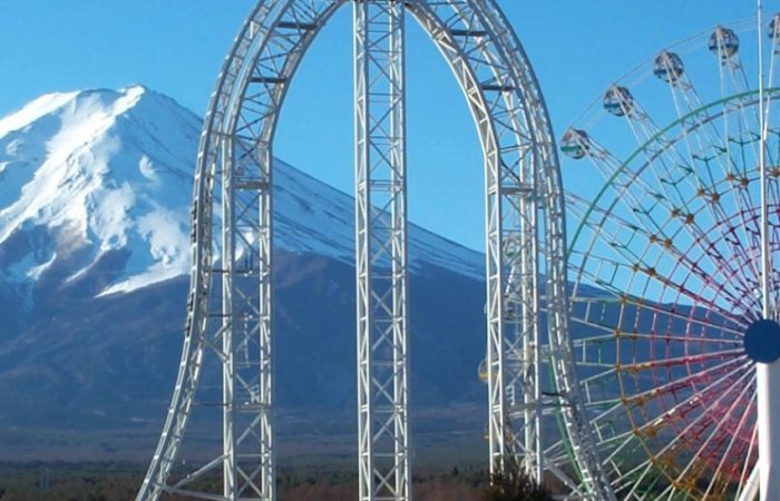 'No screaming': new rule for roller coasters as Japan theme parks reopen