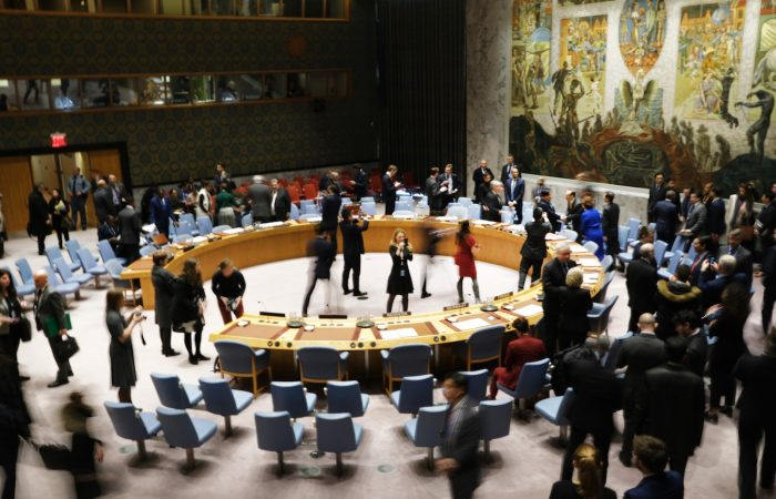UN Security Council adopts resolution on COVID-19