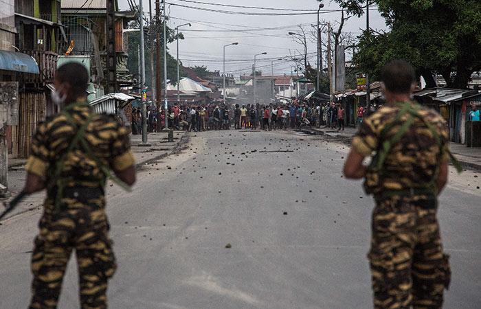 Madagascar re-imposes lockdown amid rise in virus cases