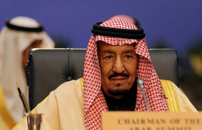 Saudi Arabia's King Salman admitted to hospital for medical checkup