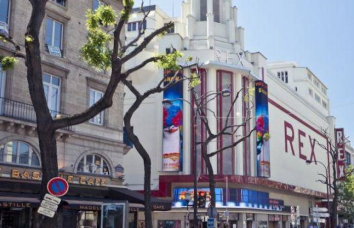Iconic Paris cinema shuts for August as few people dare to go