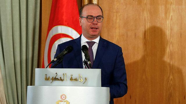 Tunisian PM Fakhfakh submits resignation