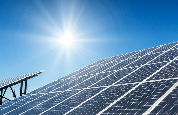India launches solar power plant to stop China imports