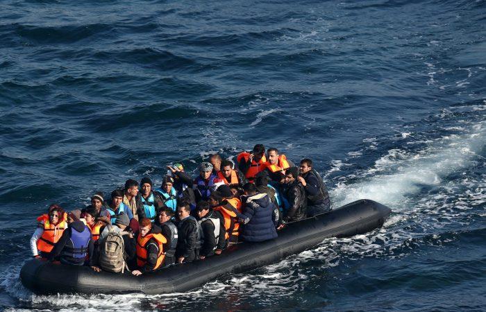 Turkey rescues 22 refugees in Aegean Sea