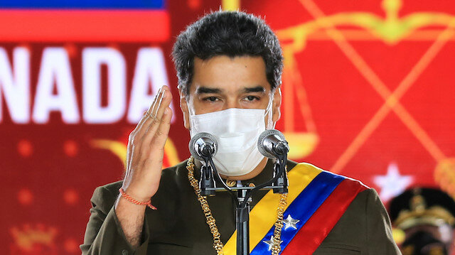 Maduro promises to be first to get Russian vaccine