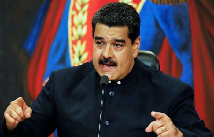Venezuela's President invites UN, EU observers to December elections