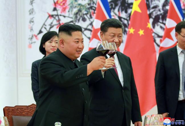 President Xi congratulates Kim Jong Un on DPRK's 72nd founding anniversary