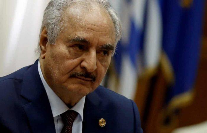 Khalifa Haftar violates Libyan ceasefire