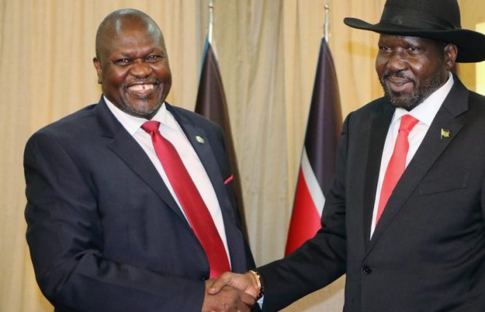 South Sudan parties differ over control of counties