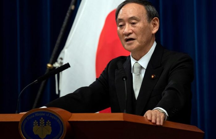 Japan: PM Suga vows to hold Tokyo Olympics in 2021