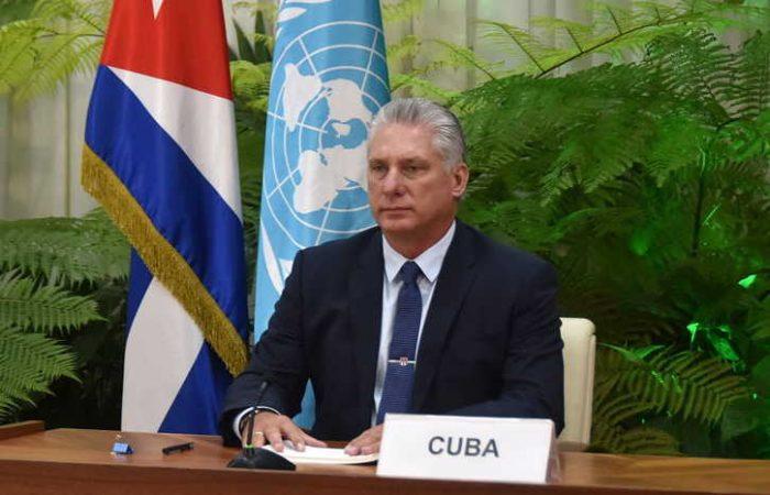 UN 'urgently' needs reform: Cuban president