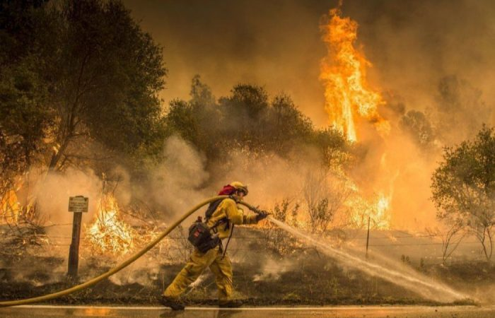 AI helps California firefighters track burn risk