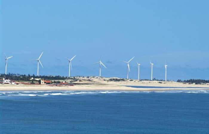 Wind energy: the cheapest renewable source in Brazil
