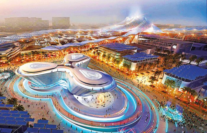UAE: Expo 2020 proud of projects that can change the world