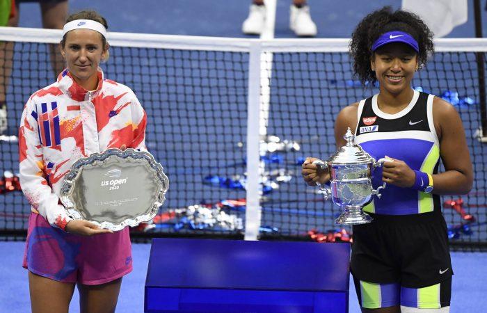 Tennis: Naomi Osaka captures her 2nd US Open title