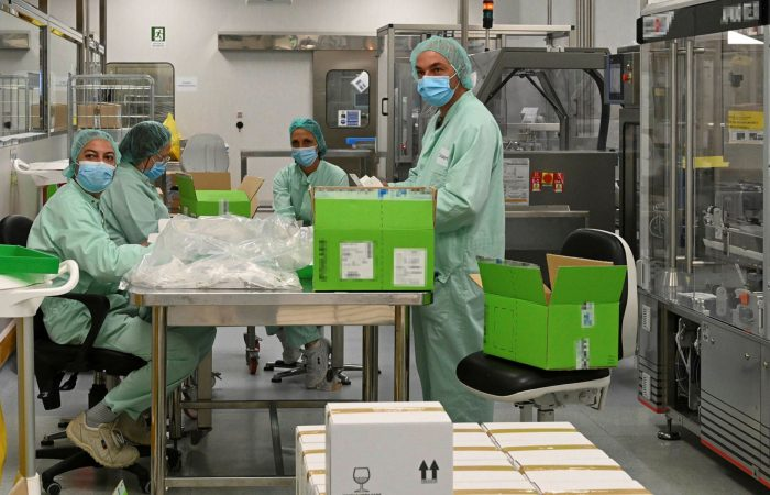 Brazil suspends Chinese-made COVID-19 vaccine trials