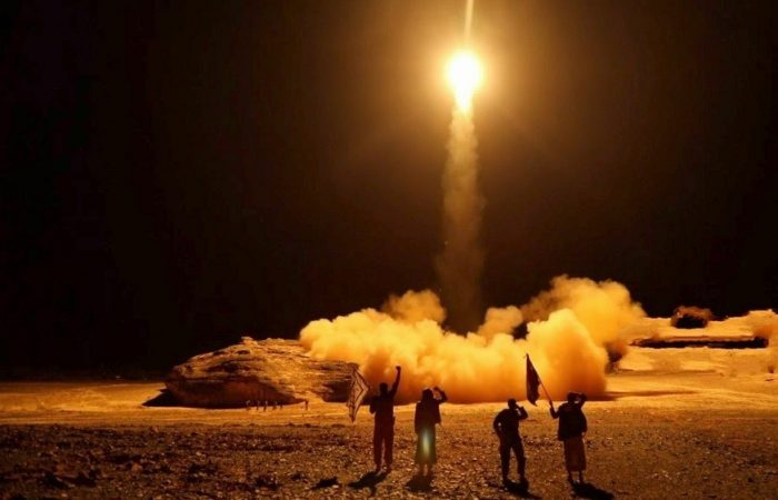 Yemen's Houthis fired missile at Saudi Aramco