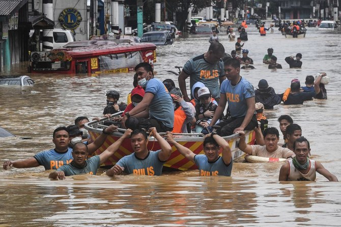 Typhoon Vamco leaves 73 dead in Philippines
