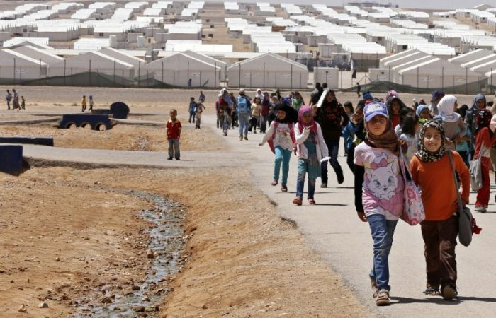 Turkish charity to organize aid camp for Syria