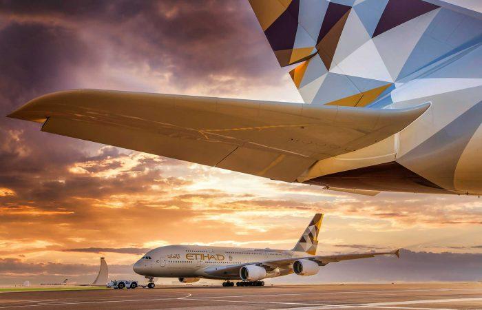 Etihad air company to start direct flights to Israel next year