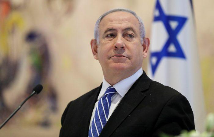 Israel: Netanyahu calls Biden 'President-elect'