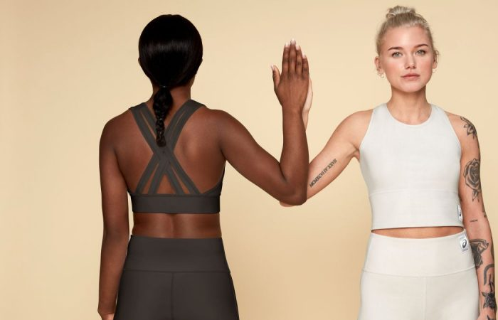 Eco-friendly yoga-wear collection launched by Asics, Pyrates