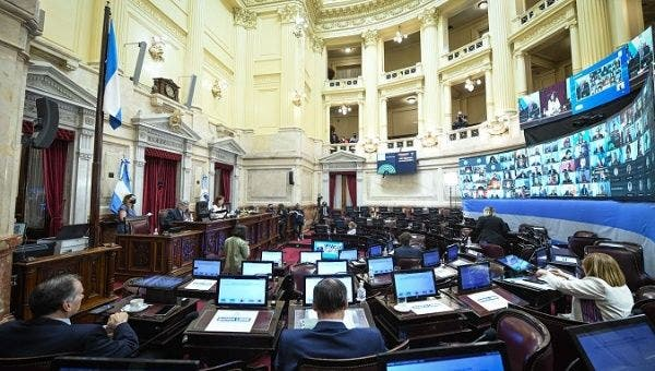 Argentina's lower house approves bill legalizing abortion