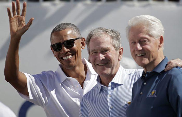 Obama, Bush, Clinton willing to take COVID-19 vaccine on camera