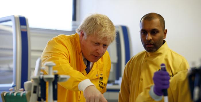 PM Johnson hails 'fantastic' news of vaccine authorisation