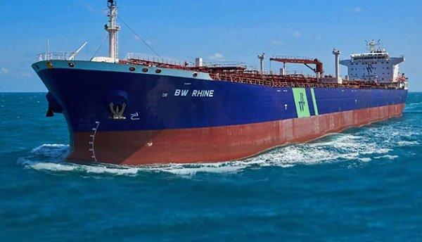 Blast on tanker in Saudi port caused by 'external source'