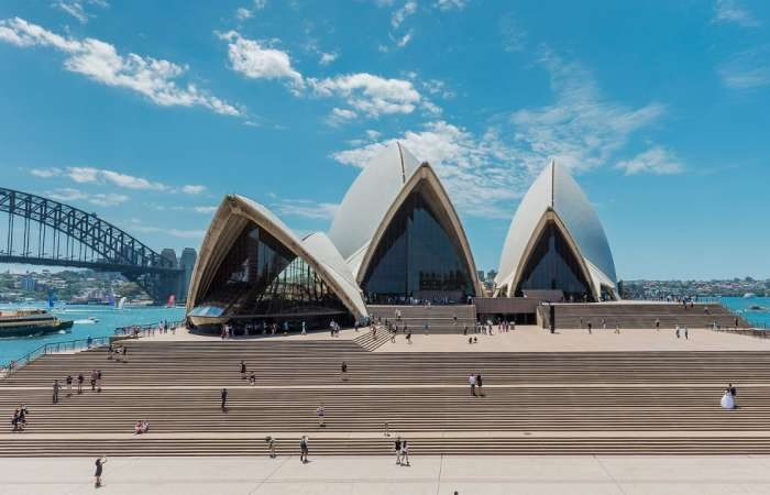 Sydney Opera opens for business after 10 months in the dark