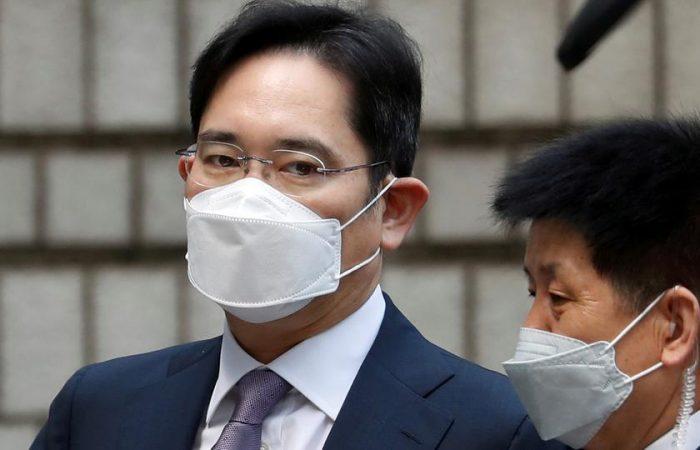 South Korean court jailed Samsung heir over bribery