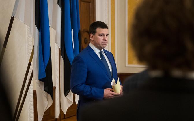 Estonia's PM resigns following loan scandal