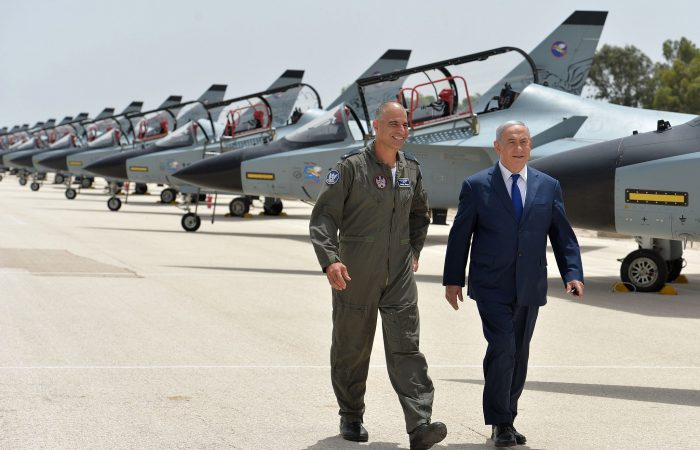 Greece, Israel sign $1.68 bn deal for air force training