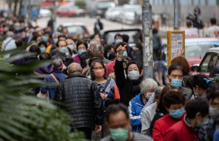Japan starts first day under emergency