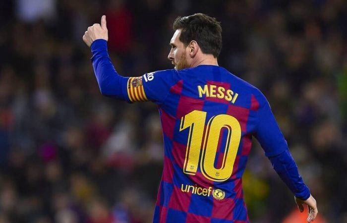 Lionel Messi's €555mln Barcelona contract 'most expensive ever' for an athlete