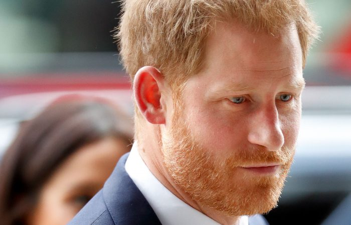 Prince Harry lost his military titles forever