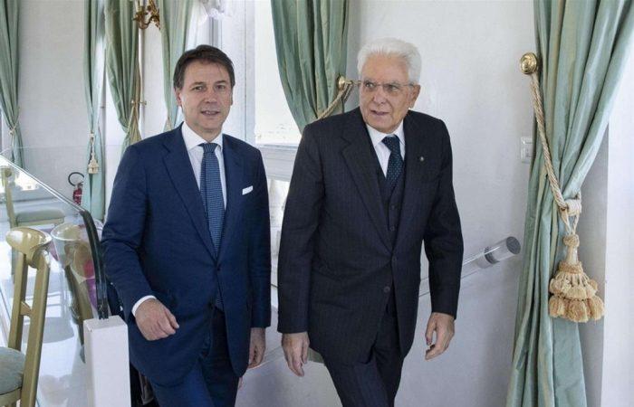 Italian PM Conte resigns following criticism