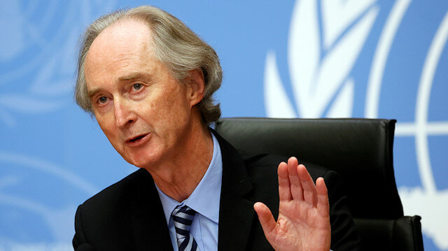 UN envoy disappointed with the latest Syria talks' round