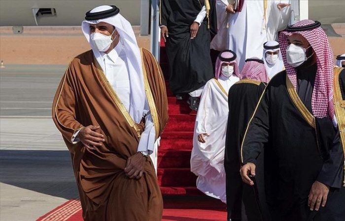 Arab world leaders sign closing statement at Gulf council summit