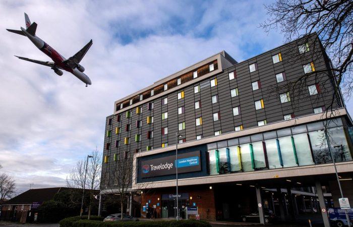 UAE-UK travellers undergo the hotel quarantine
