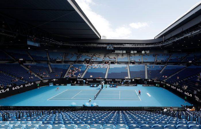 Tennis: Australian Open bans spectators