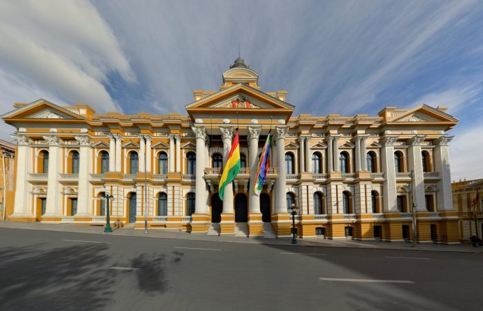 Bolivian vice-minister dies from COVID-19