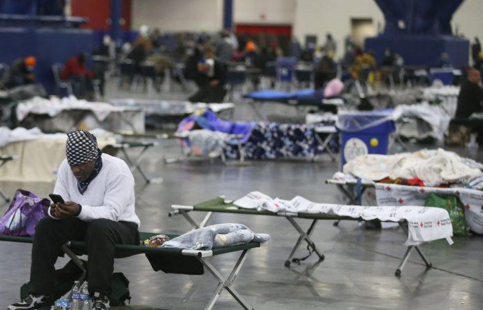 Biden declares major disaster in Texas as federal aid flows