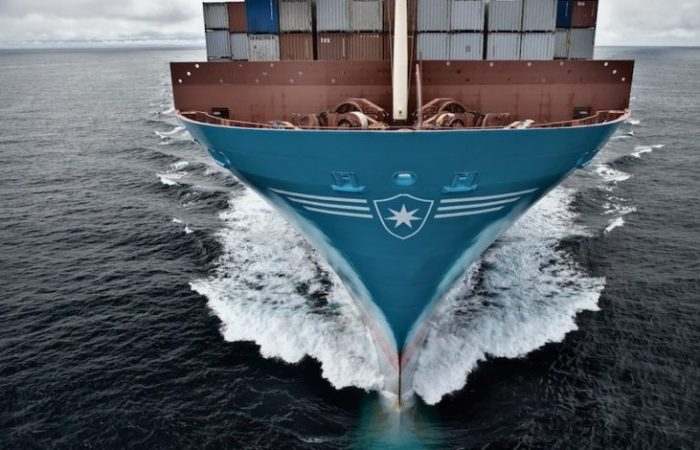 Maersk to launch first carbon-neutral ship within two years